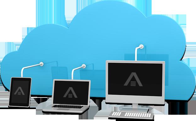 מחשוב ענן וחוות השרתים הוירטואלית